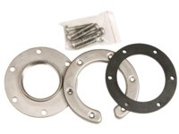 FLANGE   1-1/4 STAINLESS STEEL