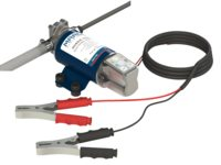 Oil change pump kit electric