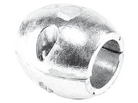 Shaft anodes ball shaped