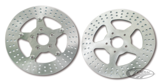 5-POINT STAR DISC BRAKE ROTORS