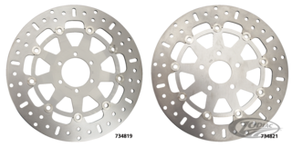 EBC DISC BRAKE ROTORS FOR VICTORY