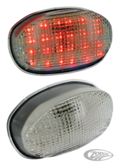 SPEED LED TAILLIGHT WITH INTEGRATED TURN SIGNALS