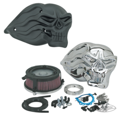 KIT FILTRE A AIR FLYING SKULL HAUTES PERFORMANCE