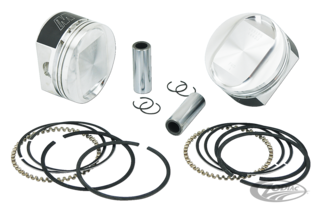 WISECO FORGED PISTON KITS FOR SPORTSTER 2004 TO PRESENT