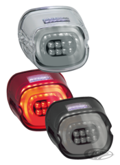 ZODIAC'S PARADOX LED TAIL LIGHT