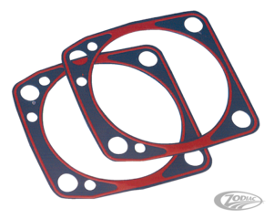 SILICONE BEADED BASE GASKETS FOR EVO ENGINES