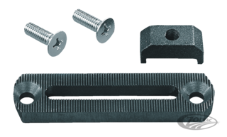 PRIMARY CHAIN TENSIONER PLATE AND NUT KIT