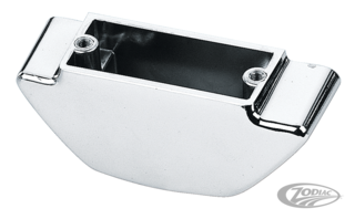 CHROME MASTER CYLINDER RESERVOIR