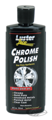 POLISH POUR CHROMES LUSTER LACE