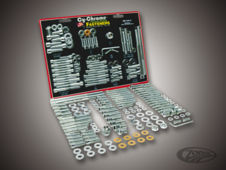 CHROME PLATED BOLT KITS