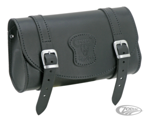 TEXAS LEATHER WINDSCREEN/FRAMEBAG