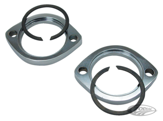 EXHAUST MOUNTING FLANGE AND RETAINING RING KITS