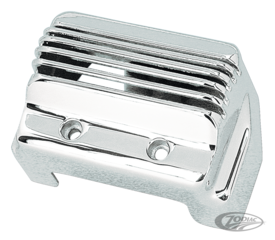 CHROME FINNED COIL COVER