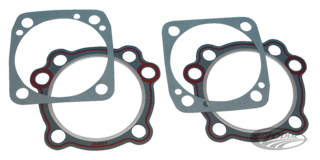 BIG BORE HEAD AND BASE GASKET SET FOR EVOLUTION BIG TWIN