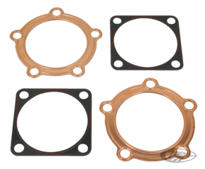 JAMES CYLINDER HEAD & BASE GASKET KIT FOR KNUCKLEHEAD