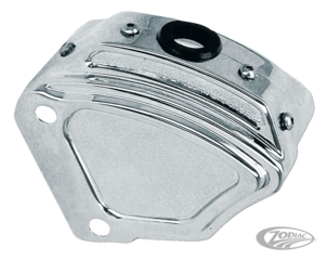 CHROME PLATED CALIPER COVER
