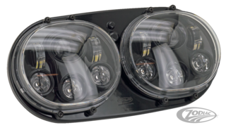 CYRON LED HEADLIGHT UNIT FOR ROAD GLIDE