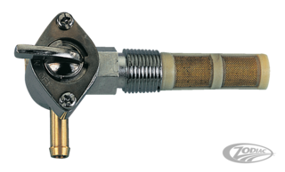 FUEL VALVES WITH EXTERNAL THREAD