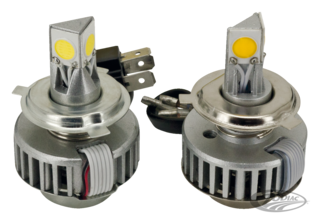 "ZODIAC SMD LED RETROFIT MOTORCYCLE HEADLIGHT ""BULBS"""