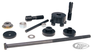 JIMS WHEEL BEARING REMOVER AND INSTALLER KIT FOR 2000 TO PRESENT MODELS