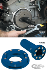 JIMS ALTERNATOR ROTOR REMOVAL AND INSTALLATION TOOL