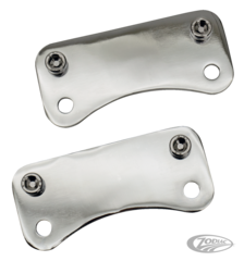 FENDER RELOCATOR BRACKETS FOR TOURING