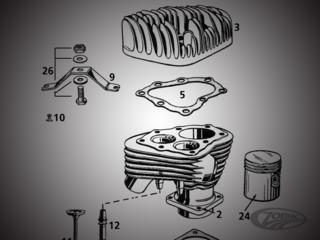 Flathead Parts