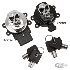 ZODIAC SKULL IGNITION SWITCHES
