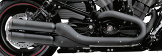 POTS SUPERTRAPP FAT SHOTS POUR V-ROD