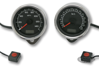80MM ELECTRONIC SPEEDO'S