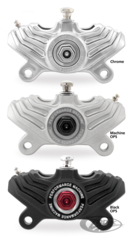 PM VINTAGE SERIES 4-PISTON CALIPERS