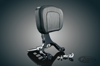 KÜRYAKYN MULTI-PURPOSE DRIVER & PASSENGER BACKREST FOR VICTORY