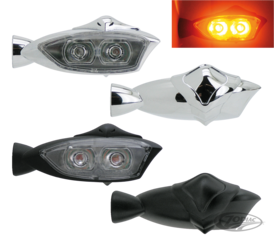 HELL-FIRE LED TURN/TAIL/BRAKE LIGHT