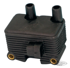IGNITION COIL FOR TWIN-CAM MODELS
