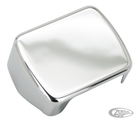 CHROME COIL COVER FOR EVOLUTION DYNA