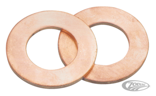 OUTER PRIMARY STARTER SHAFT THRUST WASHERS