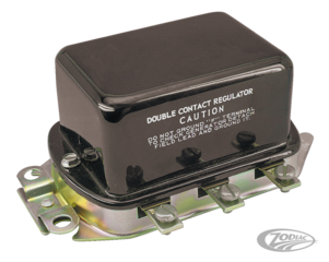 DELCO TYPE VOLTAGE REGULATOR