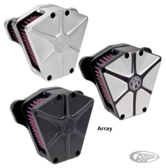 PM DRIVE, SCALLOP AND ARRAY AIR CLEANERS