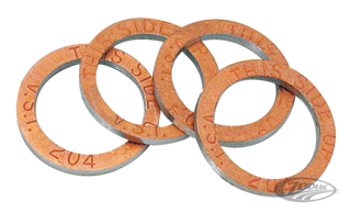 ROWE VALVE SPRING SPACING SHIMS