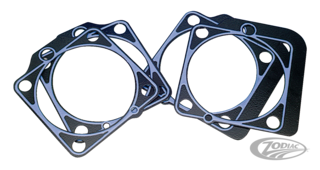 ATHENA'S COATED METAL CYLINDER BASE GASKETS FOR PANHEAD