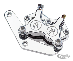 "PERFORMANCE MACHINE ""NARROW"" 4 PISTON CALIPERS"