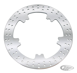 FRONT DISC BRAKE ROTOR FOR DYNA, V-ROD & CVO TOURING