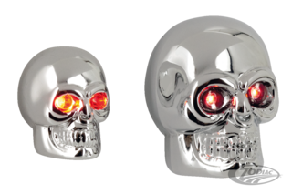 COBALT SKULL MARKER LIGHTS