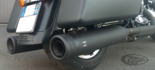 MCJ ADJUSTABLE EXHAUSTS