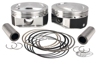 S&S HIGH COMPRESSION PISTONS FOR CVO 110 ENGINES