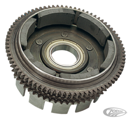 ALTERNATOR ROTOR & CLUTCH SHELL