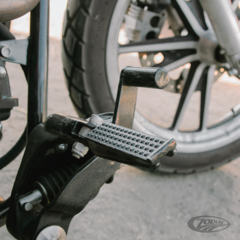 BILTWELL STAINLESS STEEL FOOT PEGS