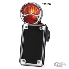 NO SCHOOL CHOPPERS SIDE MOUNT TAILLIGHTS