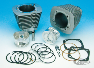 NITRALLOY BIG BORE CYLINDER KITS FOR EVOLUTION ENGINES