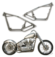 KRAFT/TECH HARDTAIL FRAME FOR EVOLUTION SPORTSTER